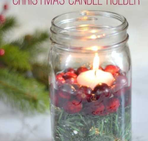 Cranberry-Christmas-Mason-Jar