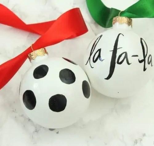 kate spade ornaments