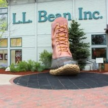 LL Bean travel