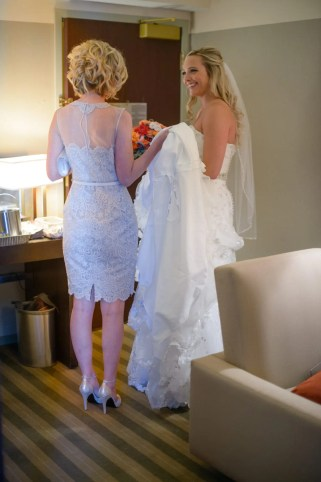 bridget casey rookies wedding bride