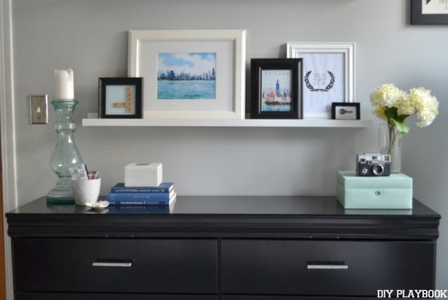 Black-dresser
