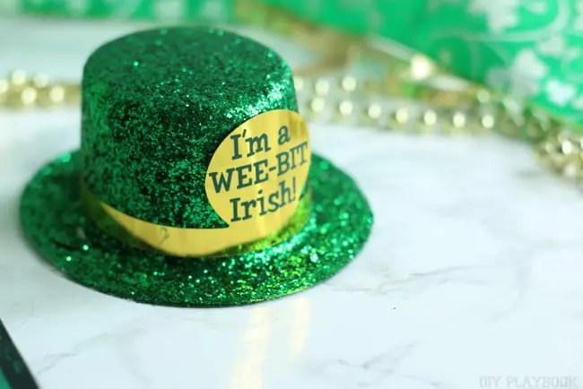 St.Patricks green