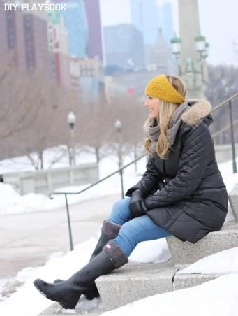 Casey-Chicago-Winter-Snow