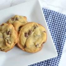 Three-Chocolate-Chip-Cookies