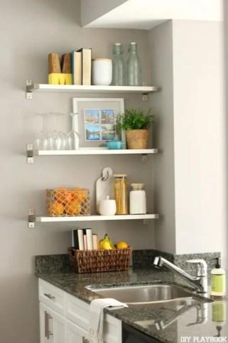 kitchen shelves maggie