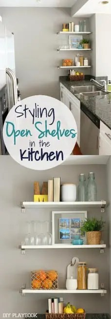 MagKitchenREVEAL open shelves