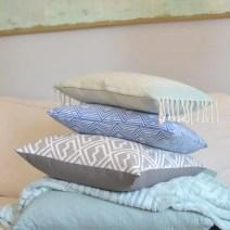 Blue-Pillows