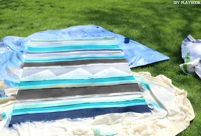 spray-painting-rug