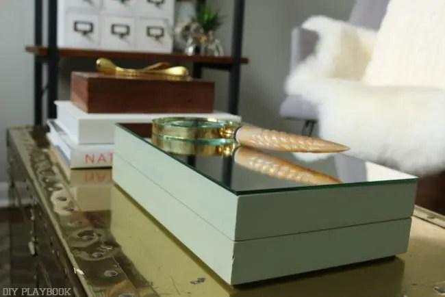office box storage