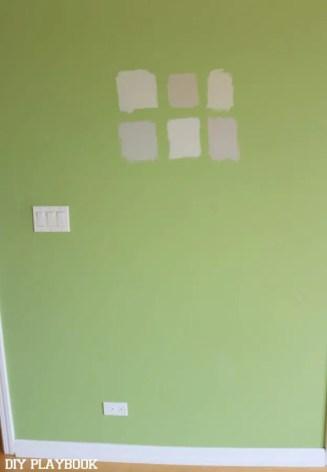 Green-master-bedroom-walls