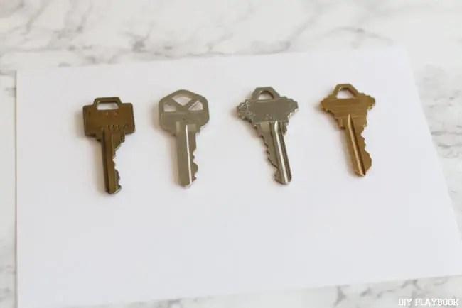 glued-house-keys-art