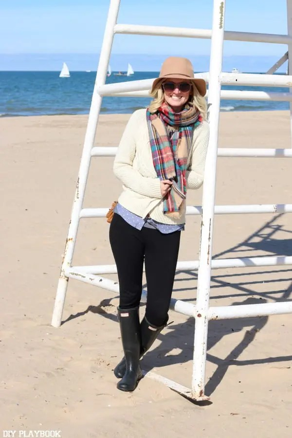 Bridget fall beach