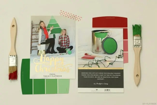 A Round-up of Our Favorite Holiday Cards