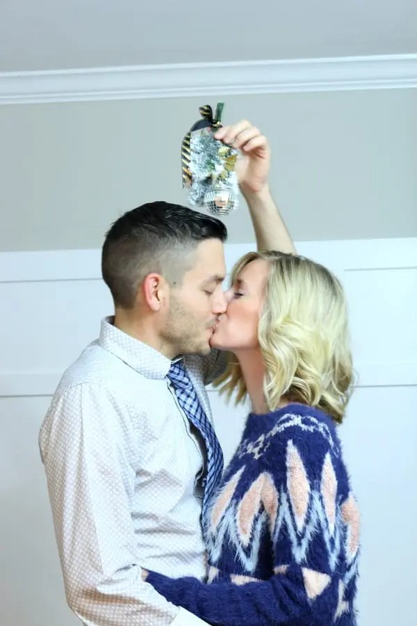 Matt and Bridget Mistletoe