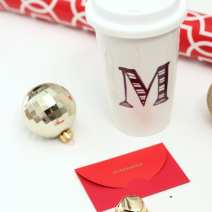 DIY Anthropologie Mug Hostess Gift