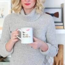 Coffee Lipstick Bridget