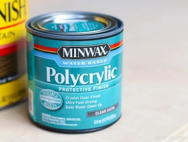 polycrylic-finish