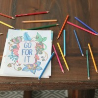 Adult Coloring Books: An Experiment