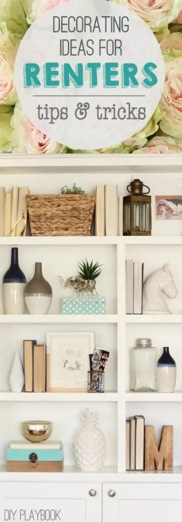 9 Decorating Ideas For Renters Diy Playbook