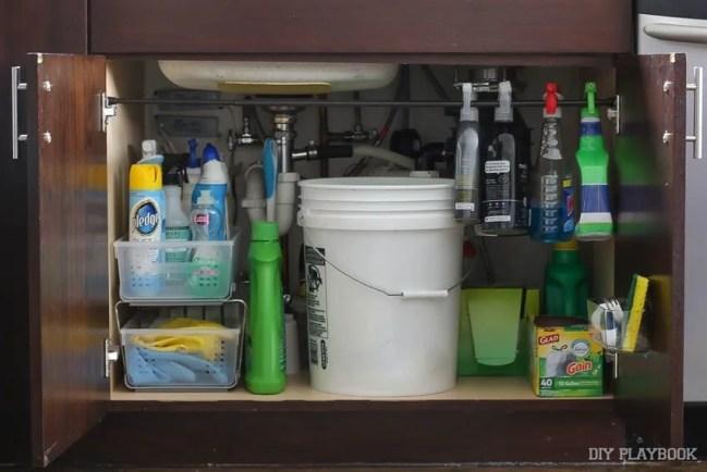 organized-undersink-kitchen