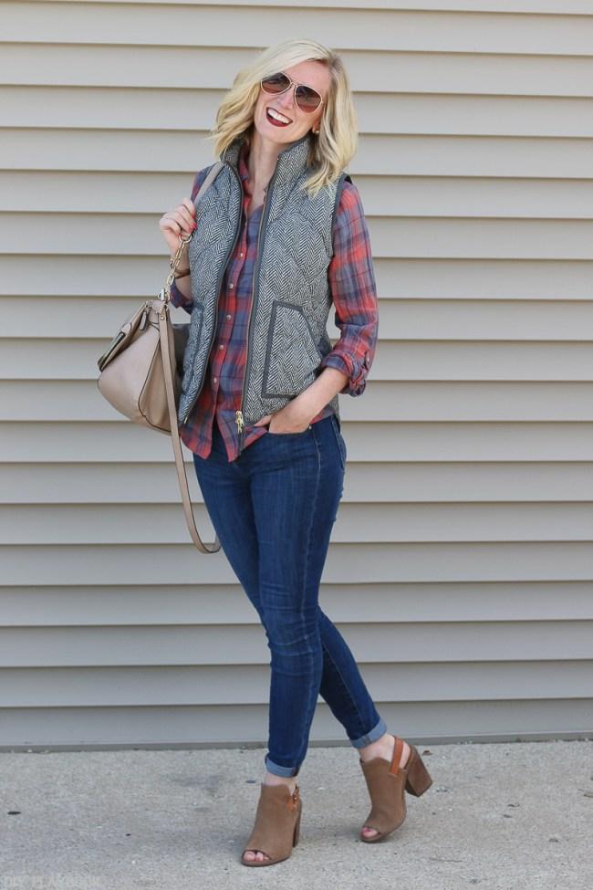bridget-fall-plaid-vest-booties-style-series