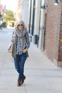 bridget-fall-plaid-vest-boots-jeans-casual-fashion-6