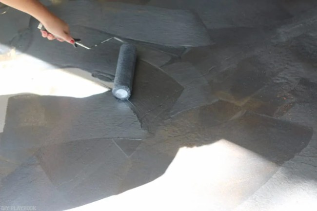diy-garage-epoxy-rustoleum-progress-painting