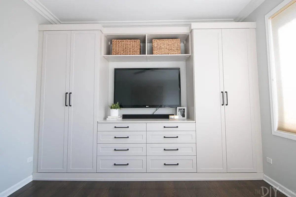 Diy Closet Built Ins Built Ins For Master Bedroom Bedroom Built Ins In Search