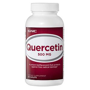 Quercetin, an anti-inflammatory supplement