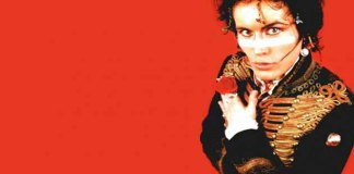 Adam Ant wallpaper (Classic '80s Adam Ant (happenstance/adam-ant.net, official site)