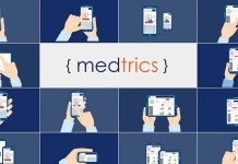 Medtrics screenshot