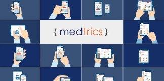 Medtrics screenshot