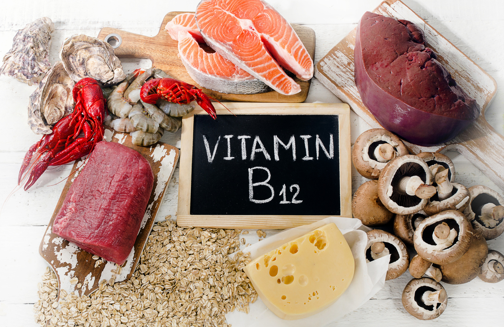 Foods Vitamin B 50 This Is Why Vitamin B12 Is So Important