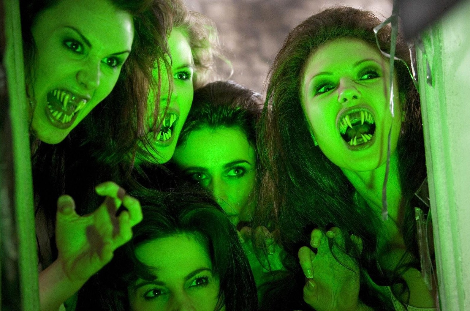 Creature Girl Wallpaper Horror In Who Vampires The Doctor Who Companion