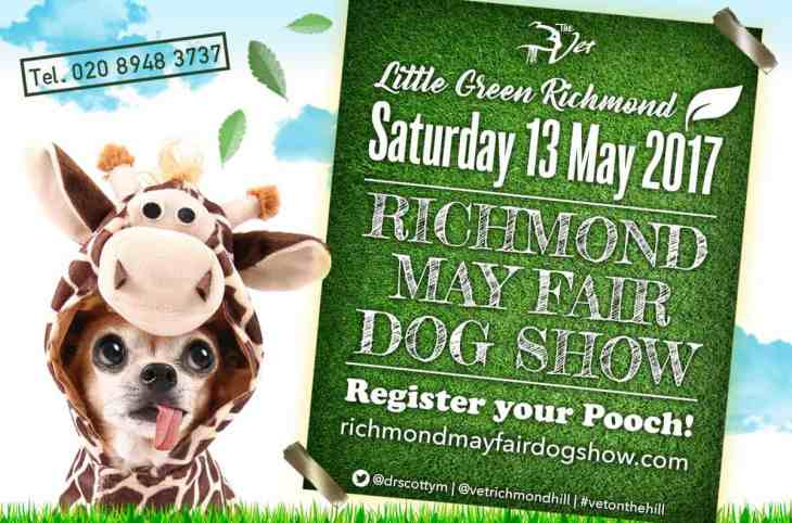 Richmond Mayfair Dog Show 2017