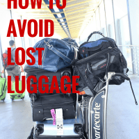 5 Tips on How to Avoid Lost Luggage at the Airport