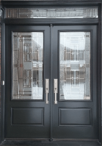Glass Inserts | All About Glass Inserts | The Door Centre