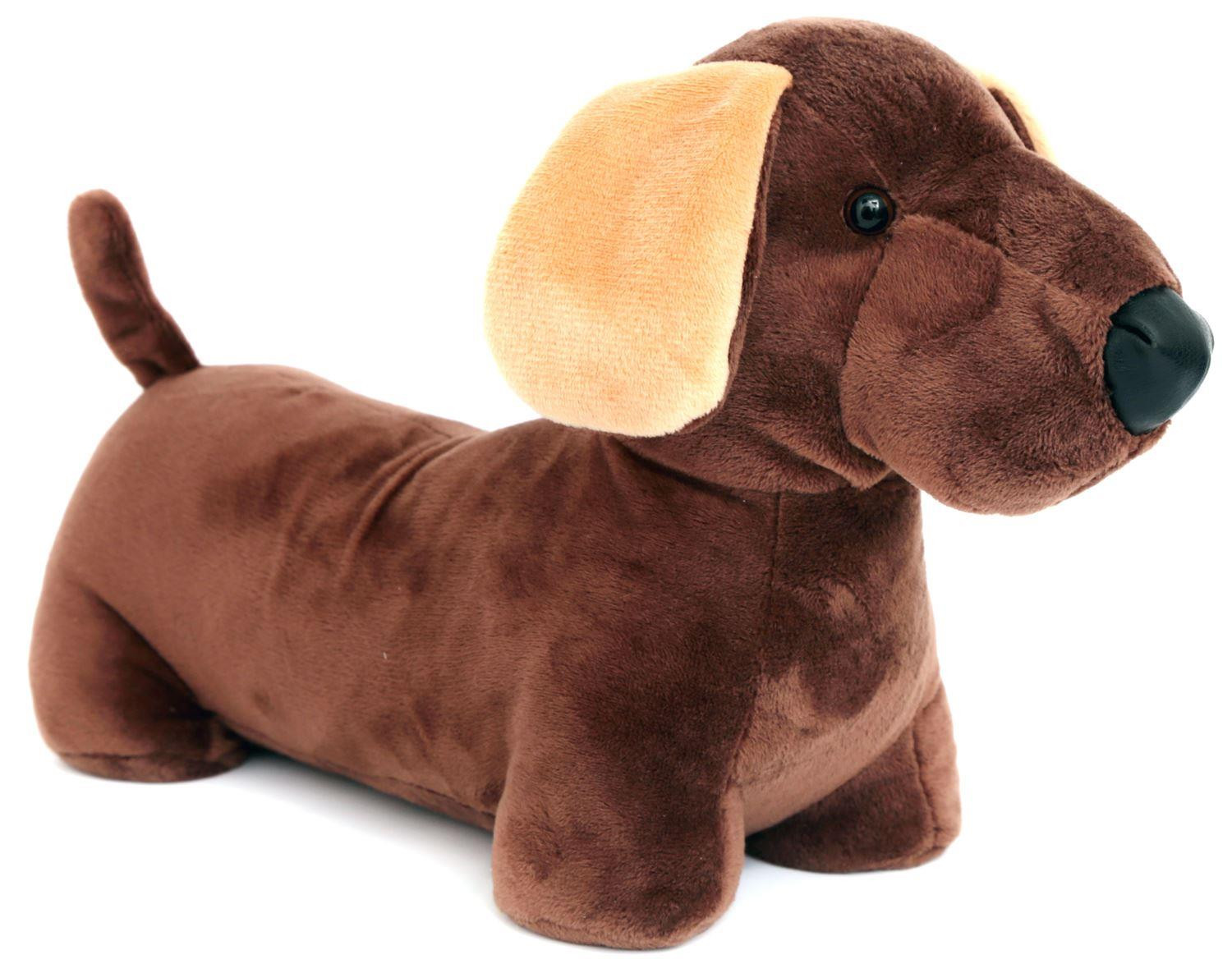 Animal Door Stops Uk Adorable Sausage Dog Dachshund Puppy Doorstop Novelty Animal Door Stop Brown