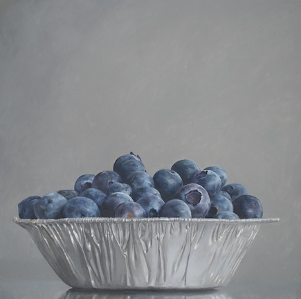 Blueberries, $4,000, sold.