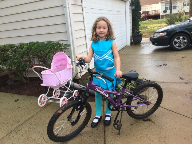 Faith loved her bike with gears 6a88a4ff8d