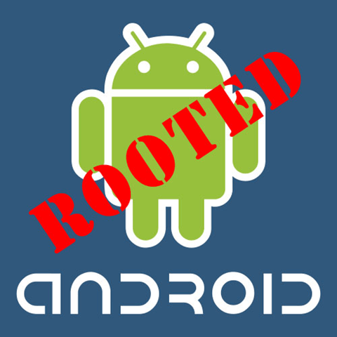 Rooted Android Logo
