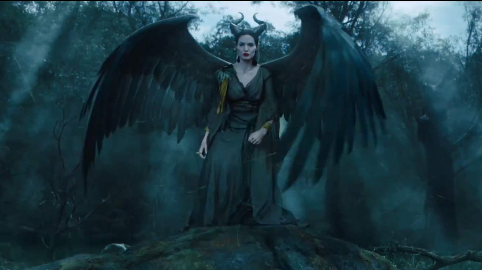 Angel Falls Wallpaper Maleficent 2014 Thedullwoodexperiment