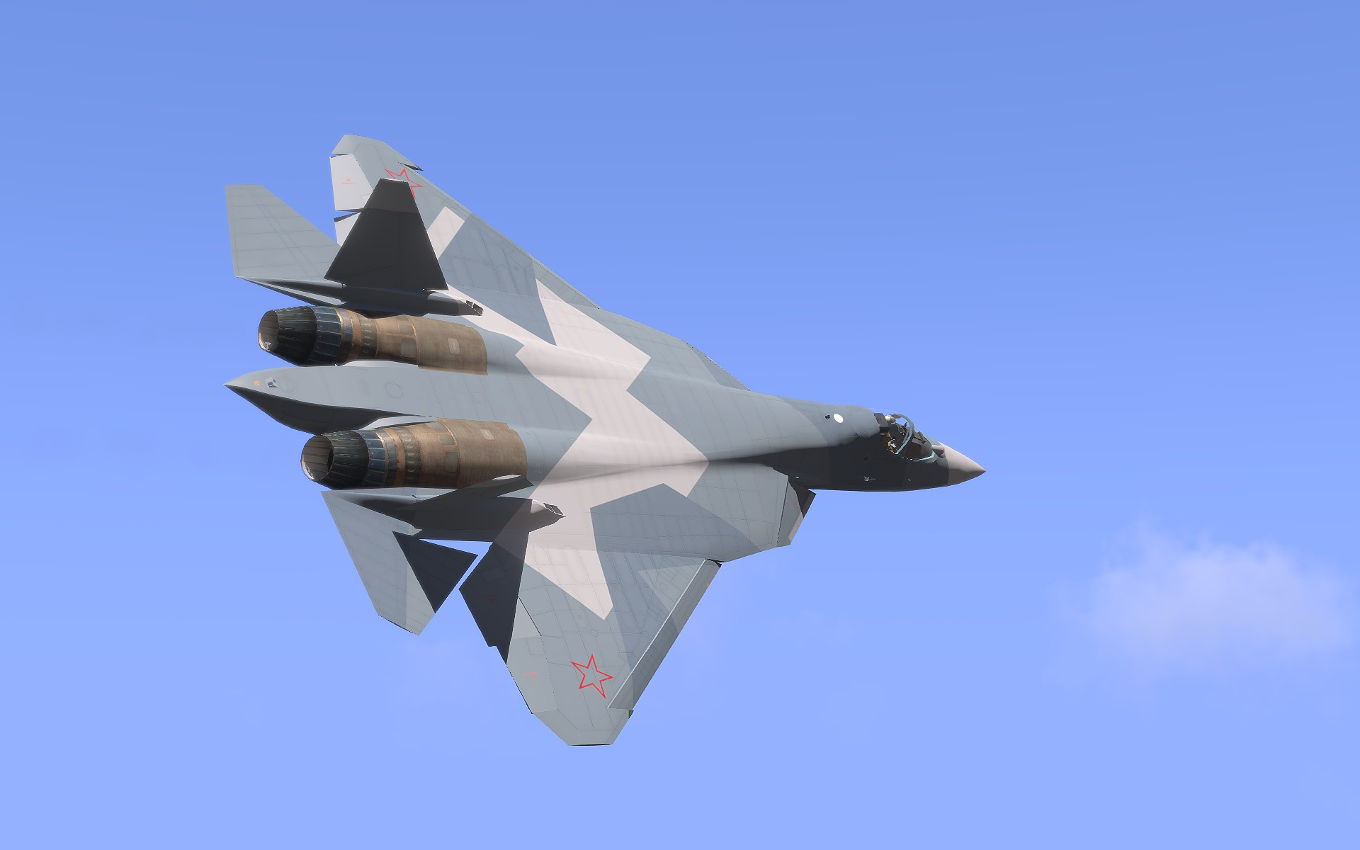 Wipeout Hd Wallpaper New Engine For Russia S Sukhoi T50 To Be Tested This Year