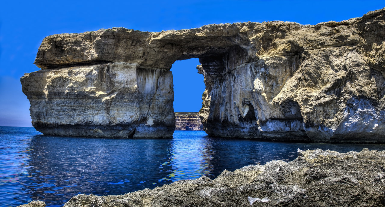 3d Wallpaper In Qatar What The Collapse Of Malta S Azure Window Can Teach Us