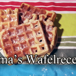 wafelrecept