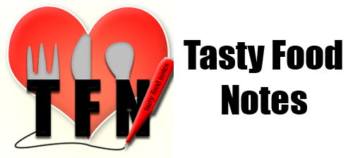 tasty food notes