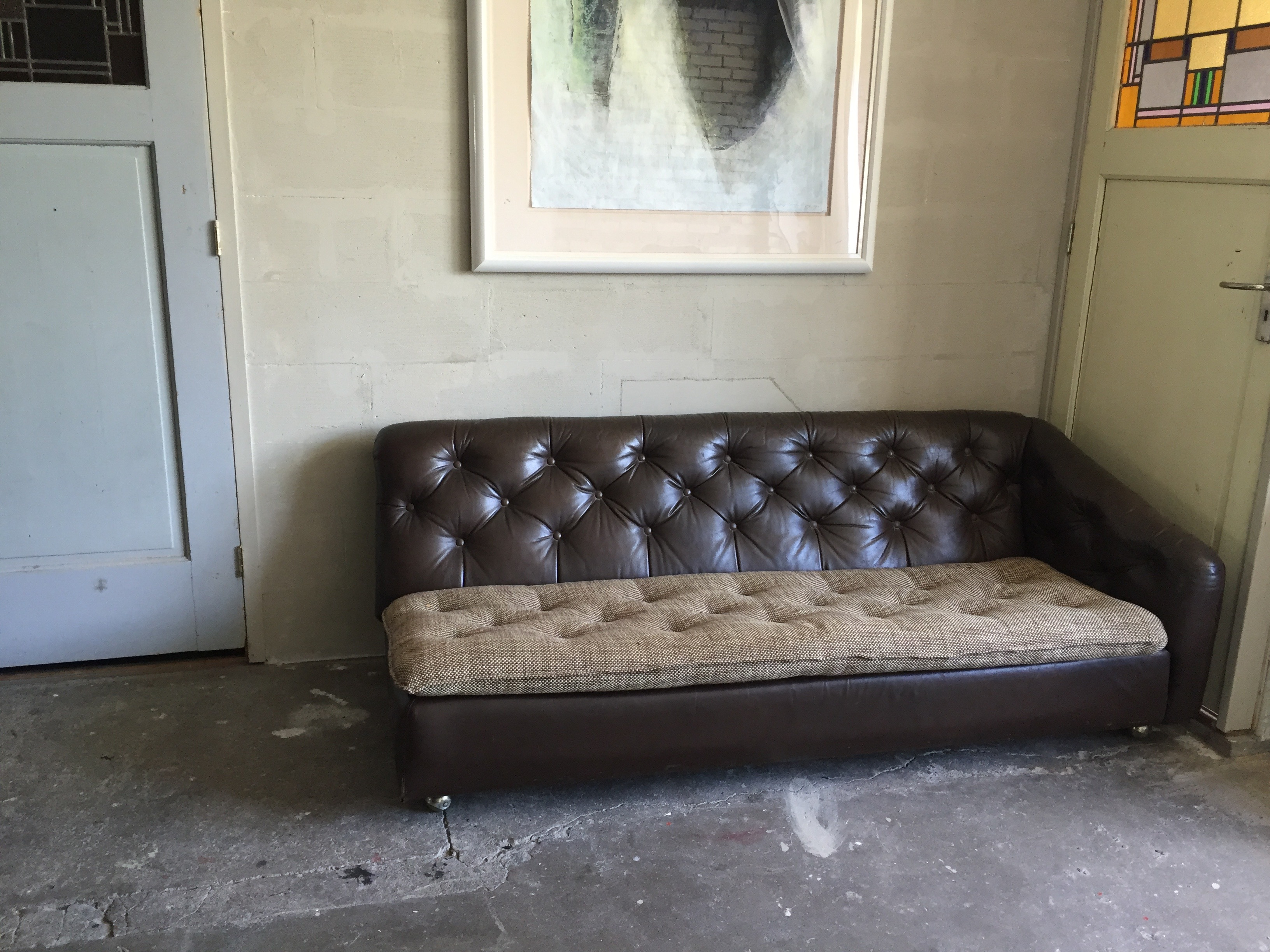 Sofa Dutch Products Sofas Artifort Geoffrey Harcourt Sofa Leather The