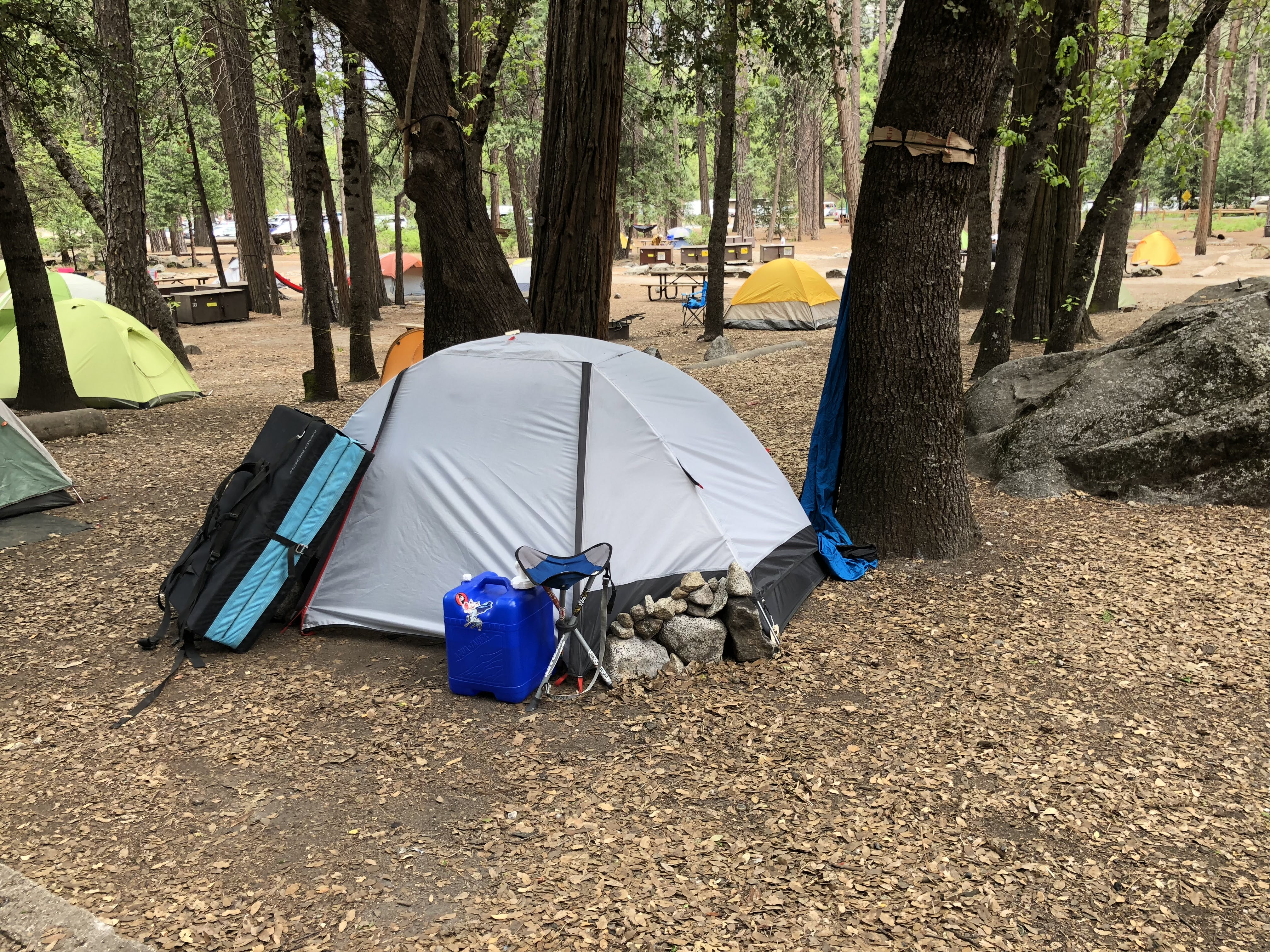 4 Camping Camp 4 Campground Ca The Dyrt