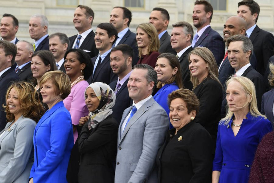 America welcomes freshman class of Congress - The Eagle Edition
