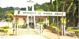 University of Nigeria Nsuka Gate
